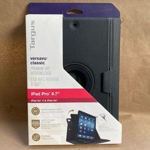 VersaVu Premium 360 Rotating iPad Case 9.7 Pro Air